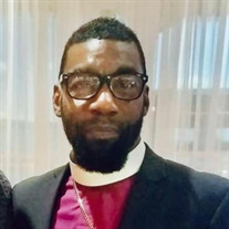 Bishop K.D. Johnson, Sr.