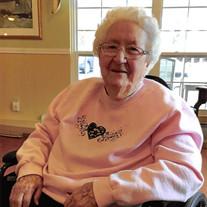 Jeanette B. Greer