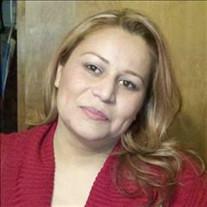 """Cecilia """"Cecy"""" Veronica Palacios"""
