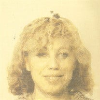 Gloria Mary Wayne