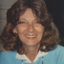 Dorothy Jean Robertson