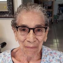 Mrs. Maria Elena Mendez