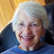 Sylvia Von Obstfelder White