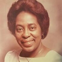 Pearlie Mae Miller
