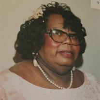 Sylvia Magdalene Manderson