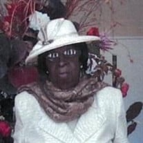 Mrs Adell Carr Keith