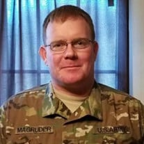 SSG Jeffrey A. Magruder