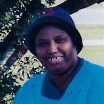 Mrs. Georgia Mae Williams