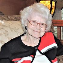 Mrs Alma Inez Etchison