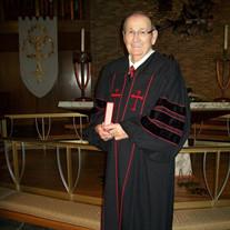 Rev. Dr. Henry Clayton Blount Jr.