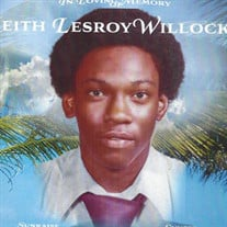 Mr. Keith L. Willock