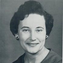 Mrs. Martha Ruth Crooms