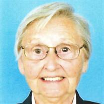 Sister Mary Anita Saffran SSND