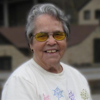 Mrs. Jacqueline Rucker
