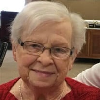 Mrs. Rebecca Anne Lewis
