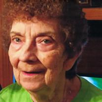 Marguerite Georgianne McFarren