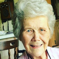 Mrs. Lida Mae Evans