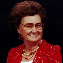 Gladys Louise Durham