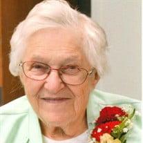 Sister Mary Trinitas Bochini SSND