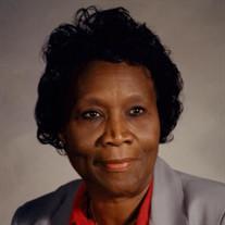 Mrs. Mary Louise Johnson