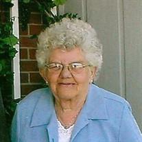Ellen Mae Durham