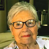 Margarita Vargas de Moreno
