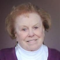 Frances M. Benedict
