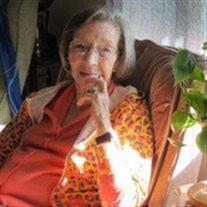 Betty Hildebrand (Buffalo)