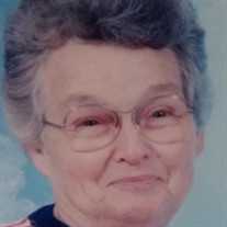 Edith Louise Barrett Rudder