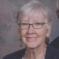 Shirley Margaret Edith Metcalfe