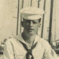 """Mr. Robert Joseph """"Joe"""" Williams"""