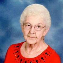 Mae Ann Vaughan