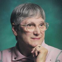 Betsy Ann Zerrien