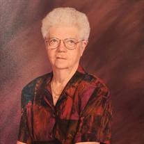 Mrs. Georgia Irene Sanders Parsons