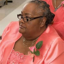 Mrs. Jannie Carnell Anderson,