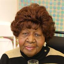 Gladys Louise Patton