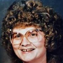 Mrs. Faye Elizabeth Fisher