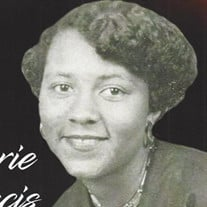 Mrs. Marie Francis