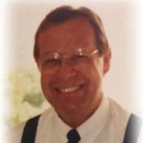 """Pastor William """"Bill"""" D. Kenna"""
