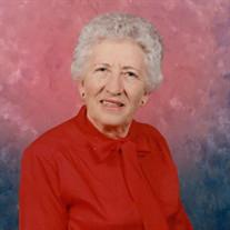 Margaret (Creech) Crosby