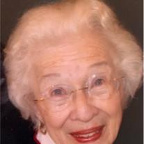 Georgine Bush