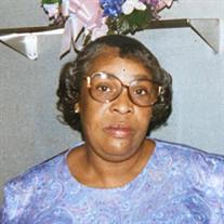 Mrs. Yvonne M. Stevens