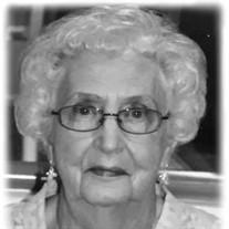 Thelma Jean Brison Gallaher, Collinwood, TN