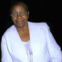 Mrs. Ora Bell Richardson
