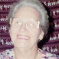 Irene Jenny Lewis