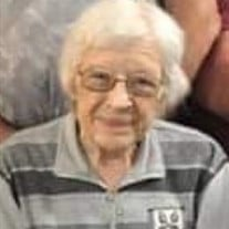 Velma Allene Gibson