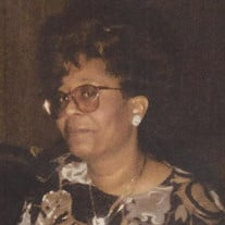 Ms. Margaret Sue Washington