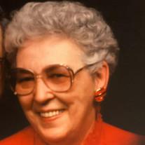 Mrs. Mona F. Bolduc