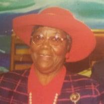 Mrs. Sadie Mae Jennings