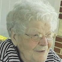 Marie Frances Ostendorf